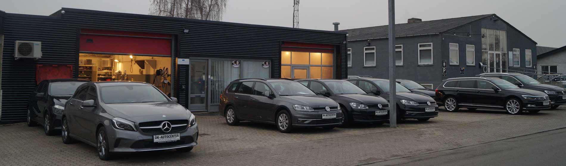 DK autocenter
